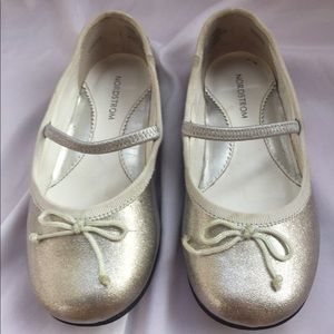 NORDSTROM Sparkly Mary Janes